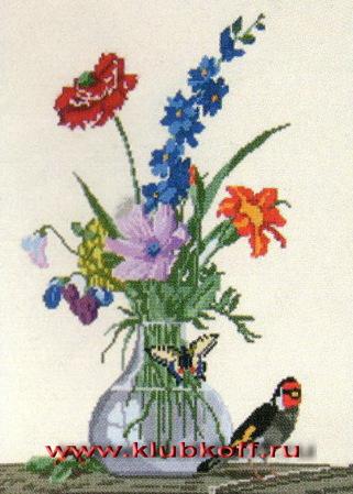 сочинение ф.п.толстой цветы, птицы