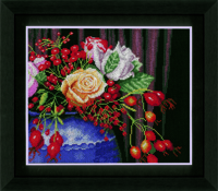 """Rose Hip Bouquet"""