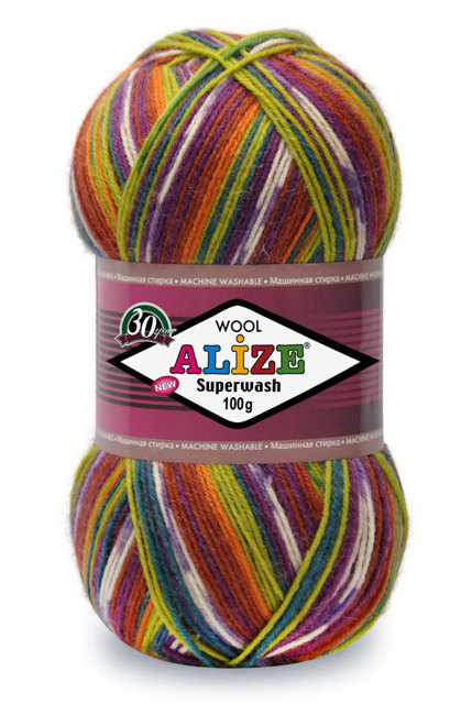 Alize Superwash 50